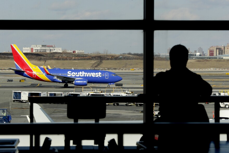 Southwest Airlines is lashing out at the union representing its mechanics and suggesting that workers are purposely grounding planes to gain leverage in negotiations over a new contract.