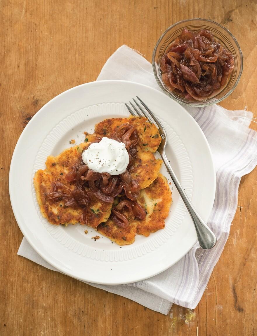 Marisa McClellan's onion jam.