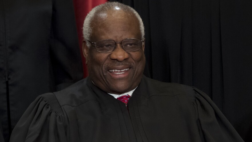 Justice Clarence Thomas, the longest-serving member of the current Supreme Court, has views that perhaps can be described only as unique. Some court watchers, however, use other terms: idiosyncratic, eccentric, provocative, thoughtful and, yes, wacky.