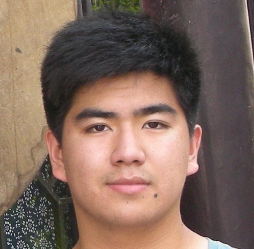 Dan Liu, Student at Liberal Arts and Science Academy at LBJ High School
