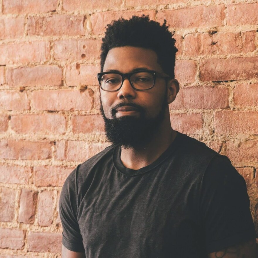 """""""VerySmartBrotha"""" co-founder Damon Young shares America what life is like being black in America in his new book """"What Doesn't Kill You Makes You Blacker."""""""