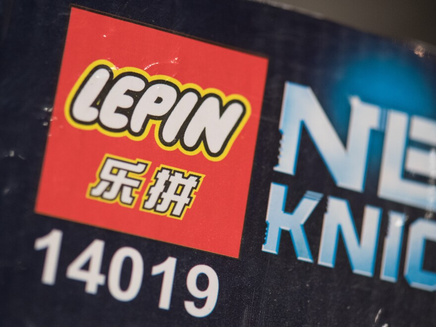 The toy company Lepin was raided by Chinese authorities in Shenzhen, China last week for allegedly manufacturing fake Lego products.