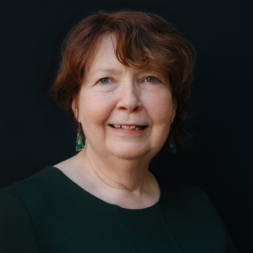 Senior Pastor Valerie Rosenquist, senior pastor at First United Methodist Church.