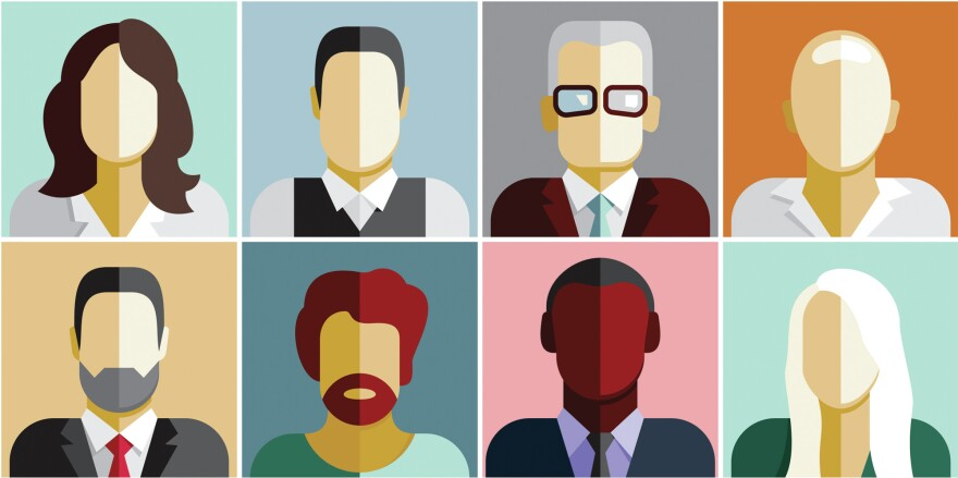 People create avatars to represent themselves in the digital realm.