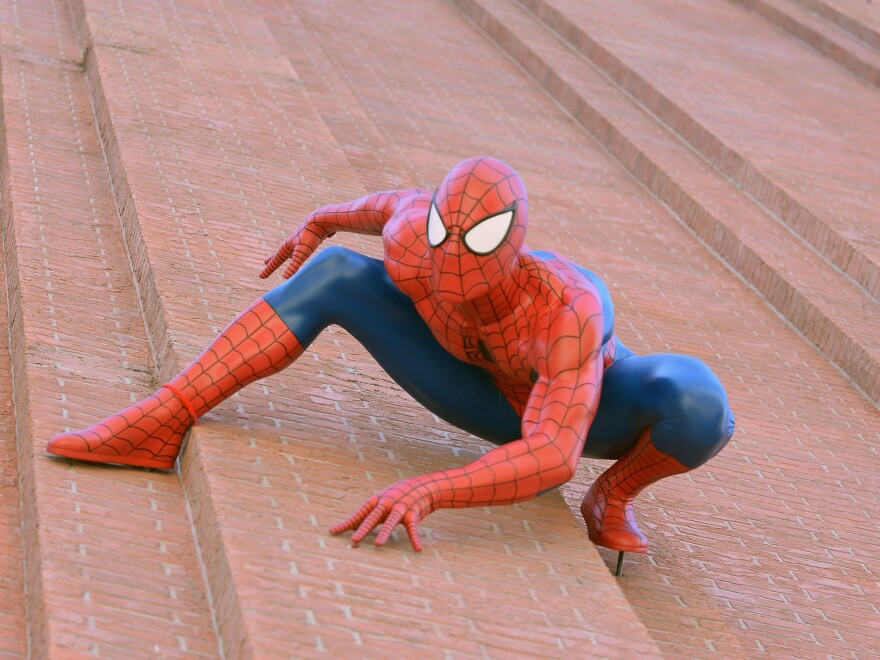 Steve Ditko is perhaps best known for his role in creating Spider-Man for Marvel Comics.