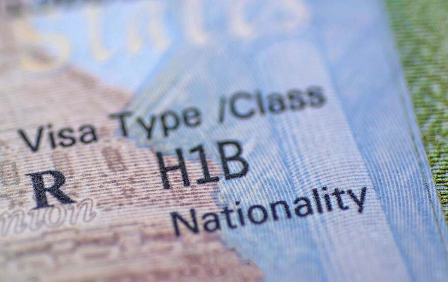 Without H-1B visas, critical jobs won't get filled and Texas companies will be less competitive on the global stage, says Dallas Regional Chamber of Commerce's Drexell Owusu.