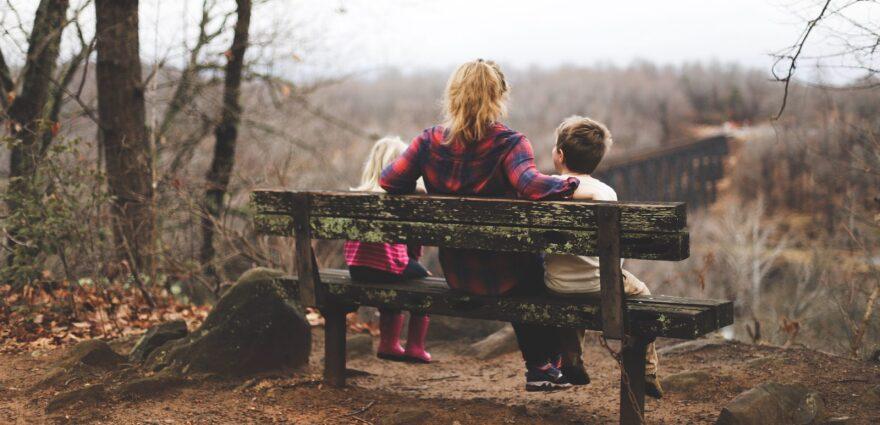Child psychologist Robin Gurwitch says first and foremost, caregivers should reach out to their kids and talk about what has happened.