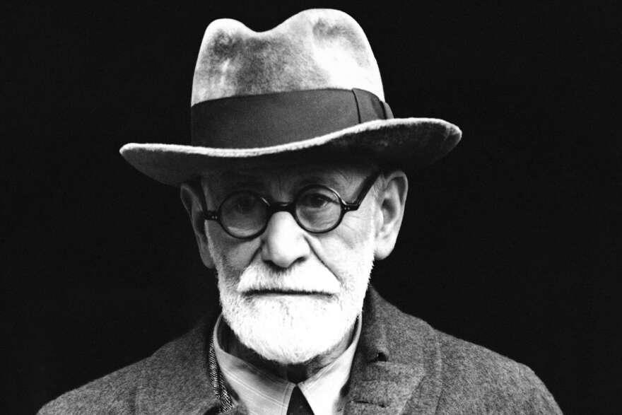Professor Sigmund Freud was a pioneer of psychoanalysis. (AP Photo/Eddie Worth)