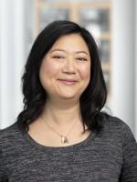 Maureen Pao, photographed for NPR, 17 January 2019, in Washington DC.