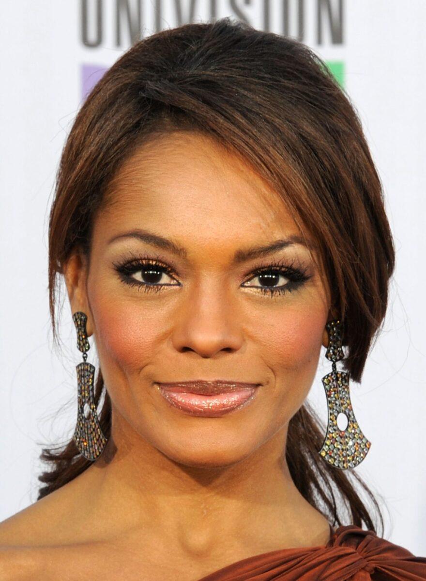 Ilia Calderón is the first Afro-Latina anchor at Univisión.