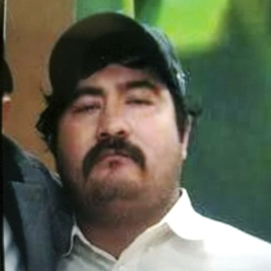 Magdiel Sanchez is pictured in an undated photo. Witnesses said they told officers Sanchez was deaf and he couldn't hear their orders.