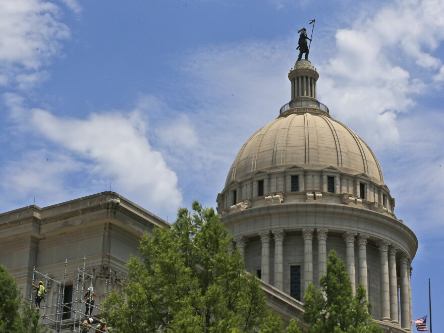 The Oklahoma State Capitol is one of many legal battlegrounds that remain for the Affordable Care Act.