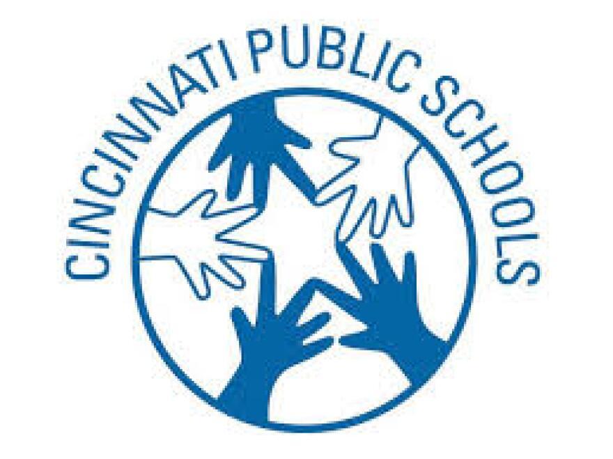 photo of Cincinnati Public Schools logo