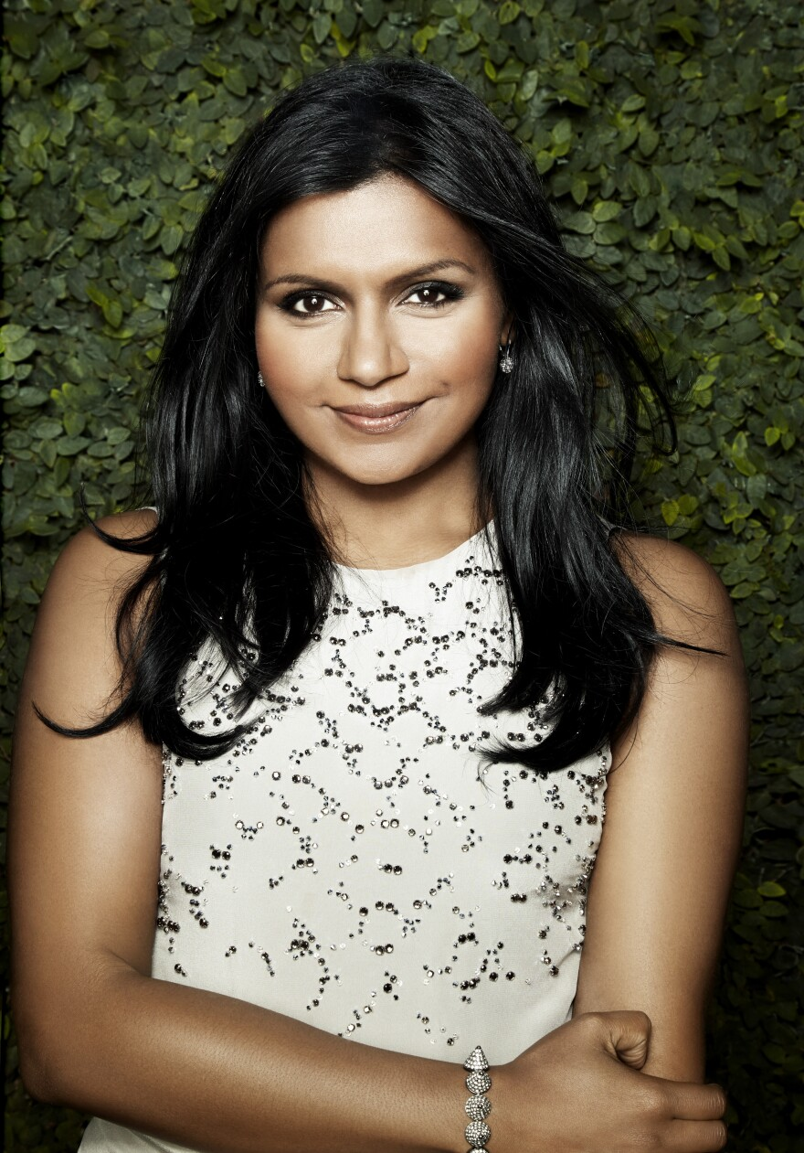 Actor, writer, producer and director Mindy Kaling is also the author of <em>Is Everyone Hanging Out Without Me? (And Other Concerns)</em>.