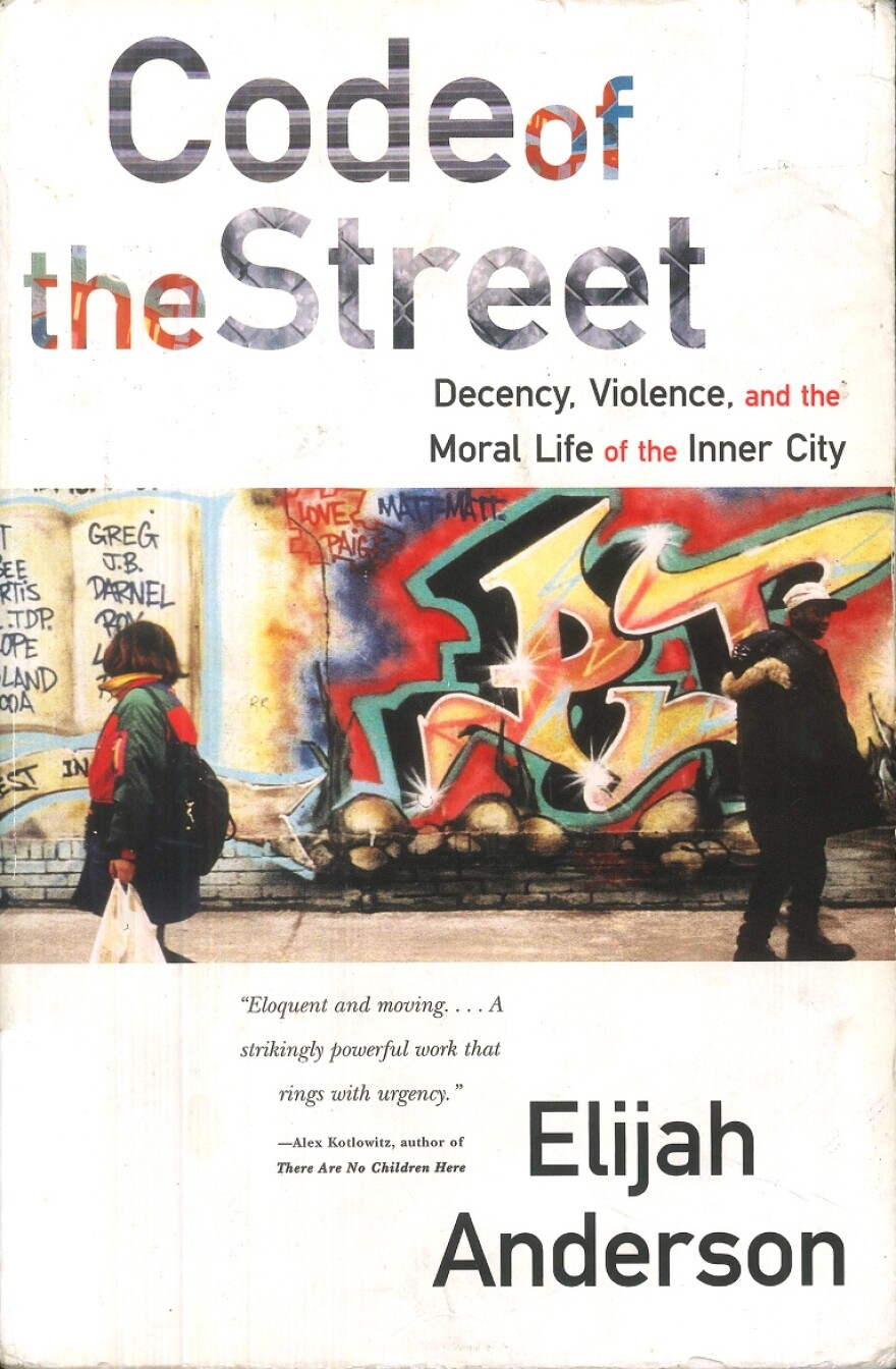Elijah Anderson's 1999 book examined the way violence was regulated in the inner city by a 'code of the street.' He first wrote about the concept in 1994.