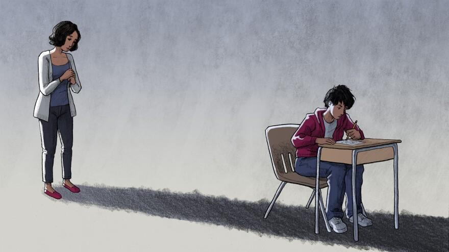 depressed parents
