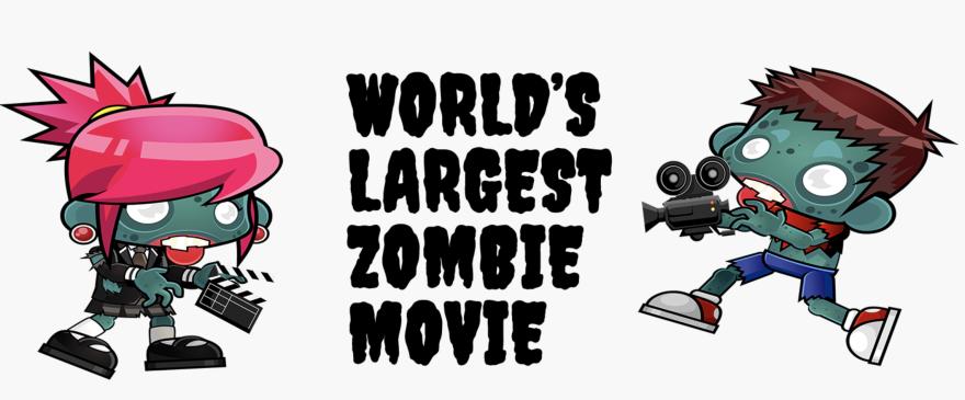 animated zombie children
