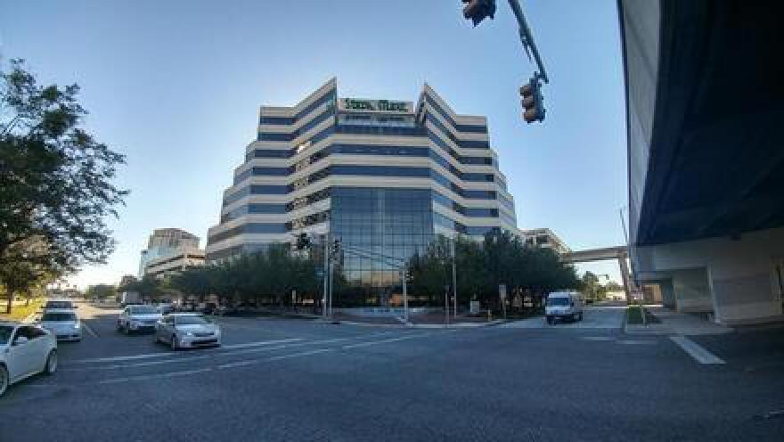 Stein Mart's corporate headquarters on Jacksonville's Southbank.