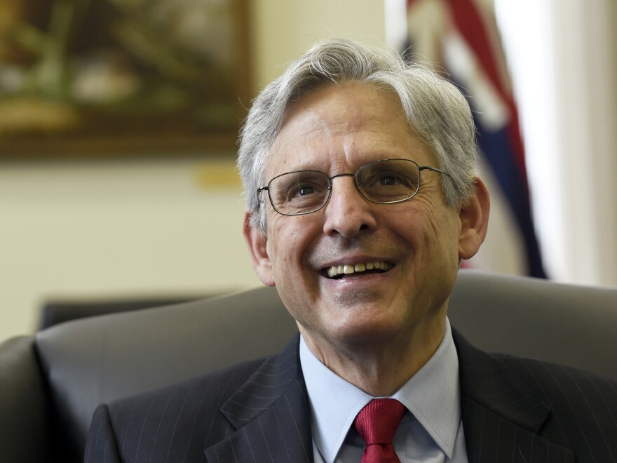 Merrick Garland came to national attention in 2016 when President Barack Obama nominated him to the U.S. Supreme Court. Senate Republicans denied Garland even a hearing for the post.