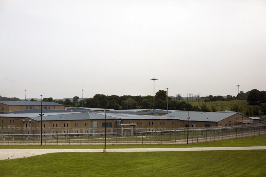 Jefferson City Correctional Center in Jefferson City, Missouri.