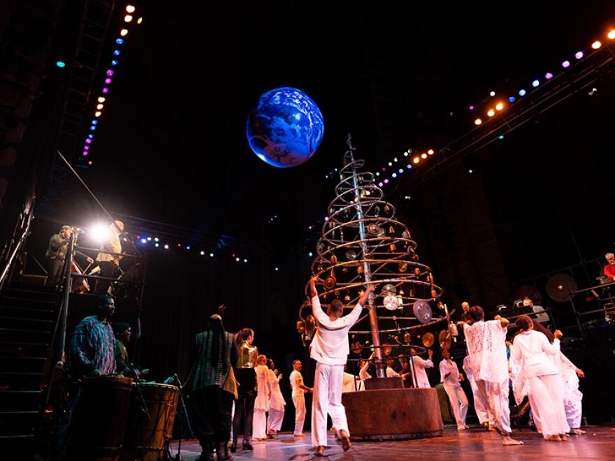 The Paul Winter Consort Winter Solstice Celebration.