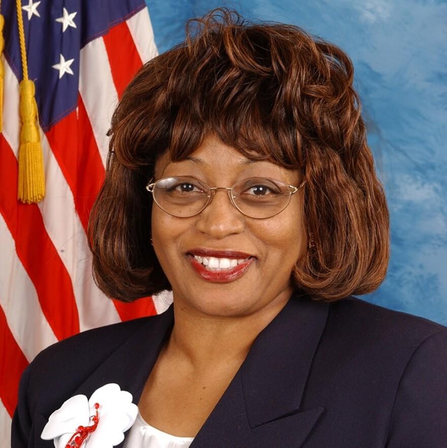 Former U.S. Rep. Corrine Brown