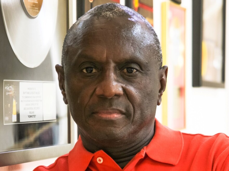 Gussie Clarke has been a leading reggae producer and music publisher since the 1970s.