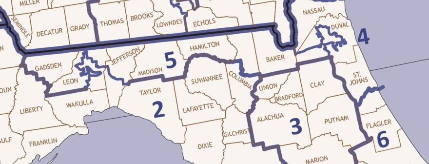 Florida 5th Congressional District Map Getting To Know Candidates For Florida's 2020 Fifth Congressional