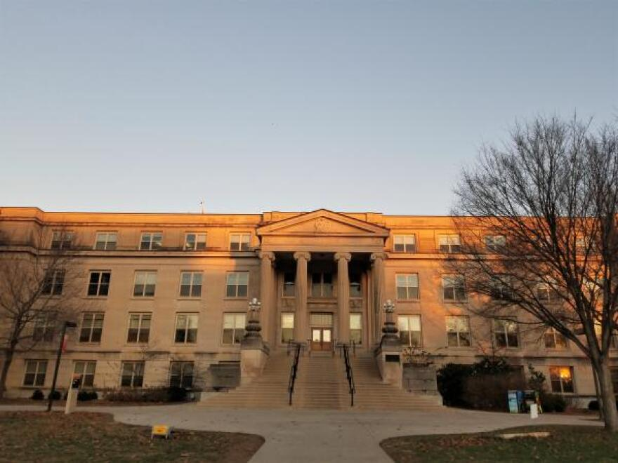 Iowa State University's College of Agriculture and Life Sciences.