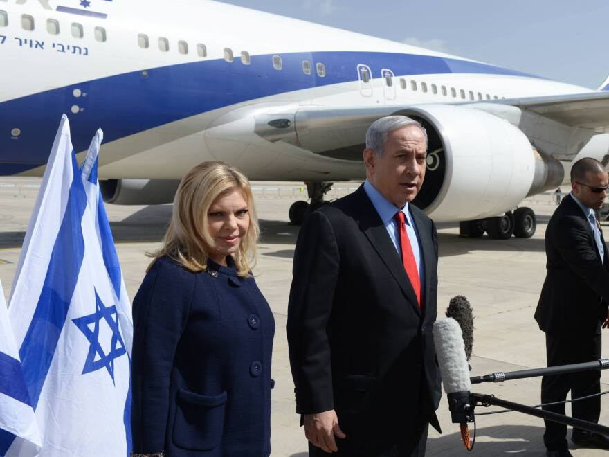On Sunday, the Israeli site Walla! News posted a recording it said featured Sara Netanyahu, the wife of the Israeli leader, losing her temper in a 2009 telephone call with an unnamed senior aide who had placed a news item about her in a newspaper gossip column.