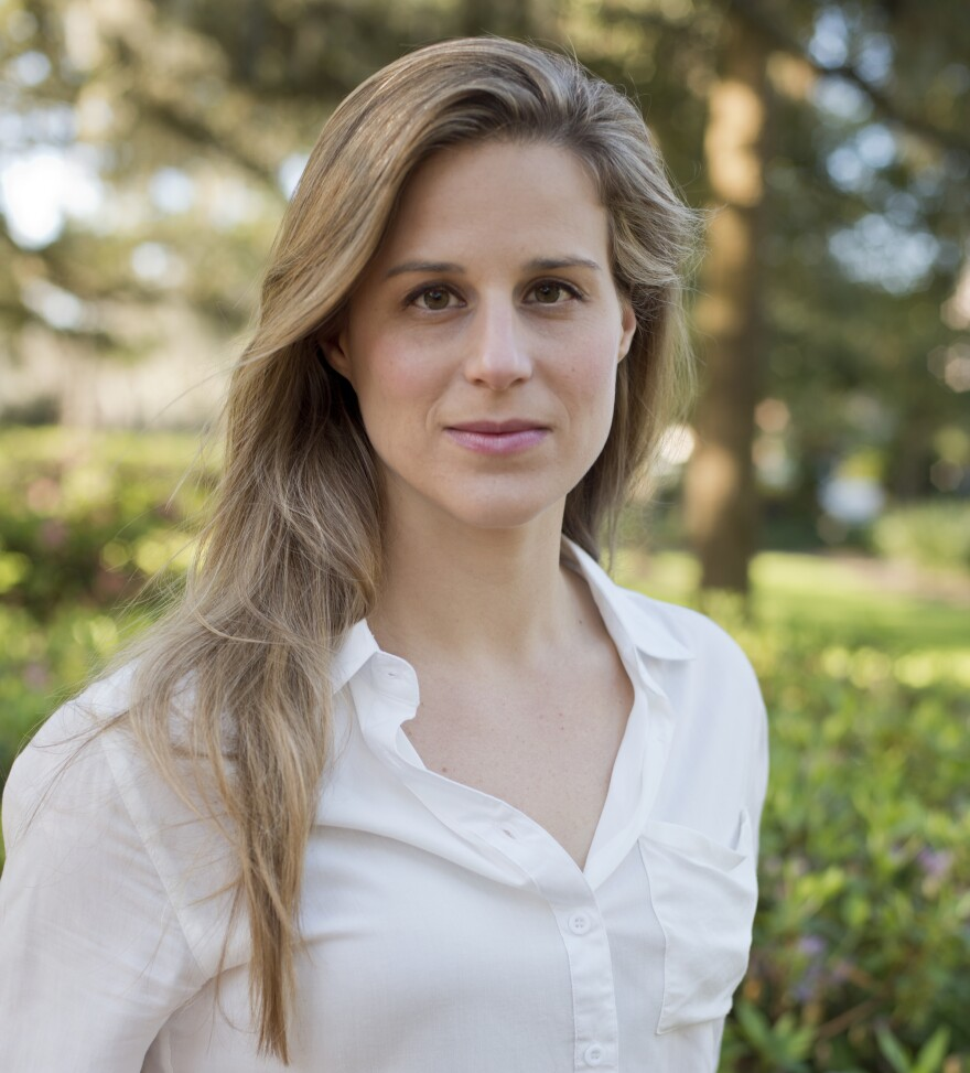 Lauren Groff is best known for her novel <em>Fates and Furies</em> and her collection of short stories, <em>Florida<strong>. </strong></em>