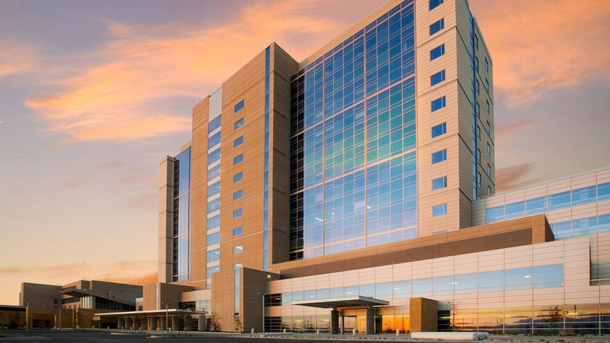 Intermountain Healthcare, whose Intermountain Medical Center Patient Tower in Murray, Utah, is seen here, is a leader in the generic drug company being launched by hospitals.