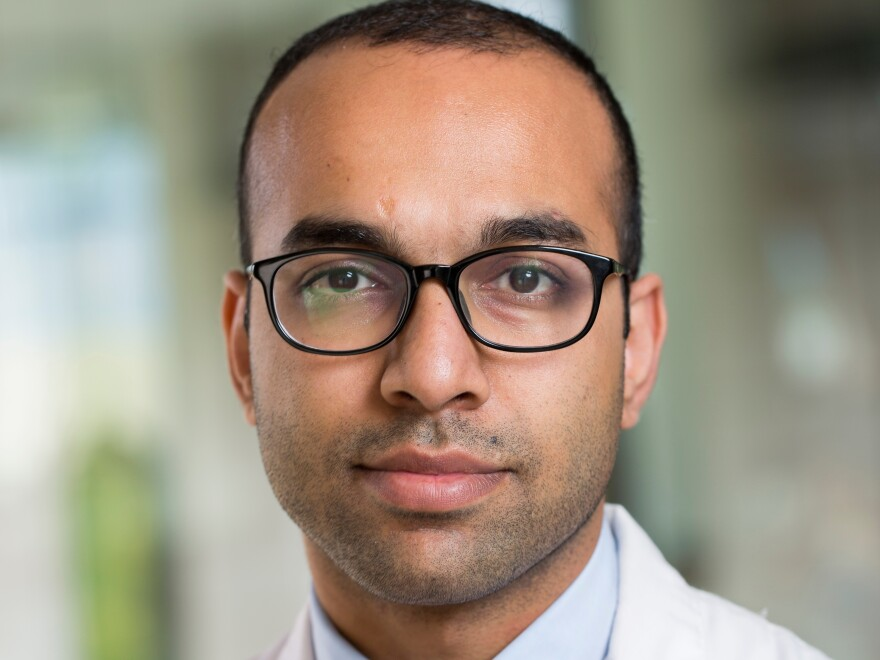 Dr. Haider Warraich has written medical and opinion pieces for <em>The New York Times, The Wall Street Journal</em> and <em>The Atlantic.</em>