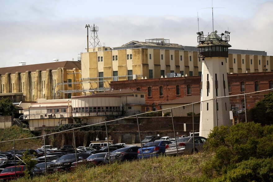 Officials cut off water to San Quentin State Prison in California to squelch an outbreak of Legionnaires' disease.