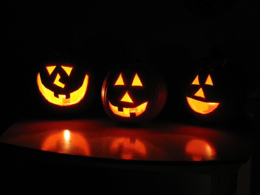 The proposal would allow each school district to designate the day after Halloween as a school holiday. FLICKR