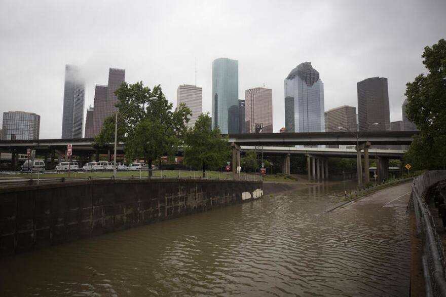 Hurricane Harvey brought record flooding to Houston.