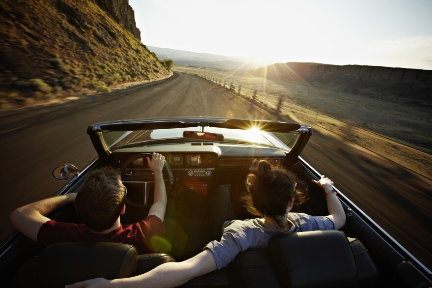 Crank up the volume and give the <em>All Things Considered </em>road-trip playlist a test drive.