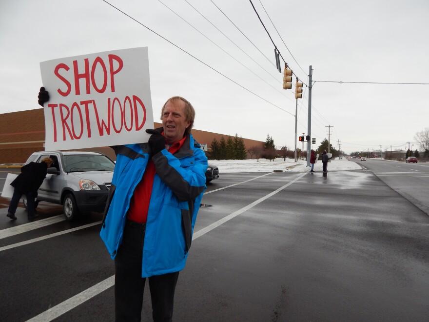 Target Trotwood city council big box closures