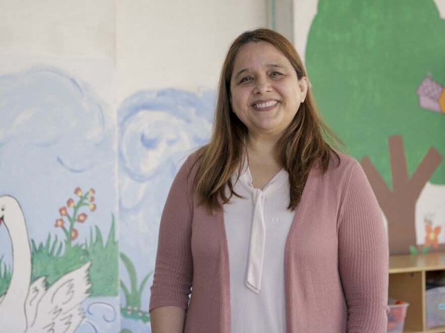 """We did everything we could up to the moment that we couldn't,"" says Sarah Soriano, executive director of Young Horizons Child Development Centers, which has closed amid the coronavirus pandemic."