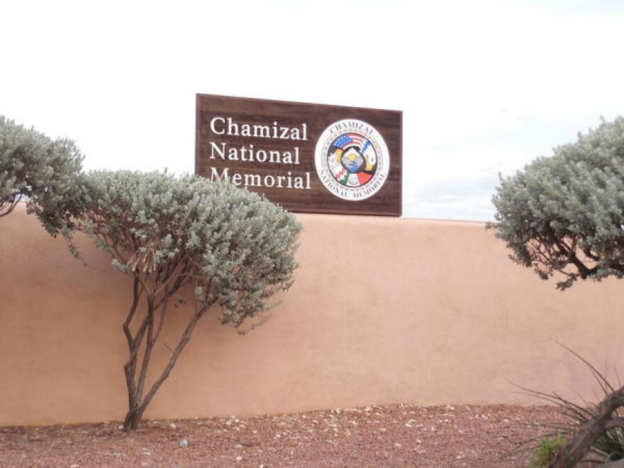 Chamizal National Memorial in El Paso measures about 55 acres and includes walking and bike trails, picnic areas, restrooms, amphitheater and a cultural center.