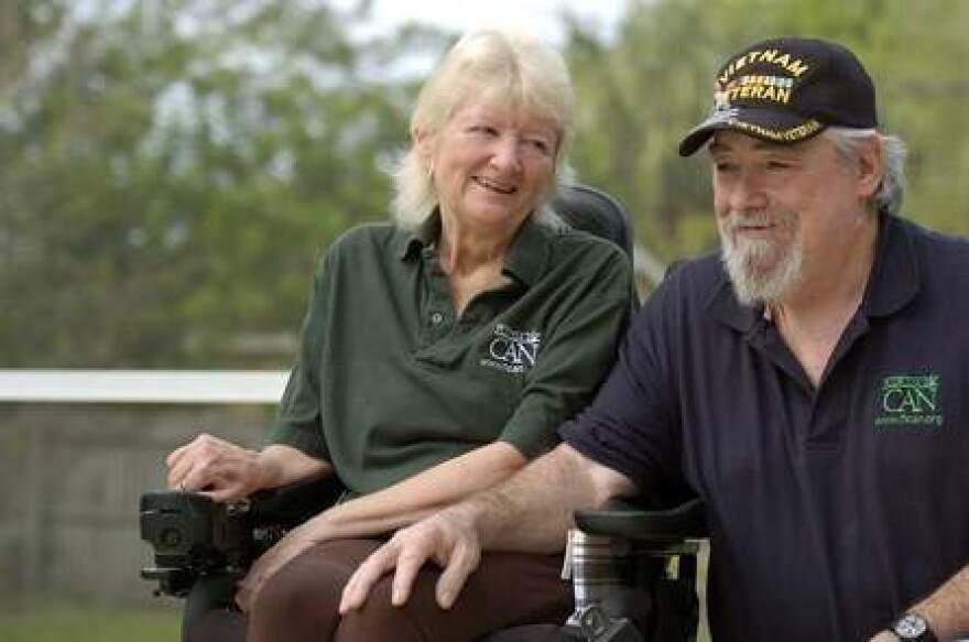Cathy Jordan and Robert Jordan.jpg