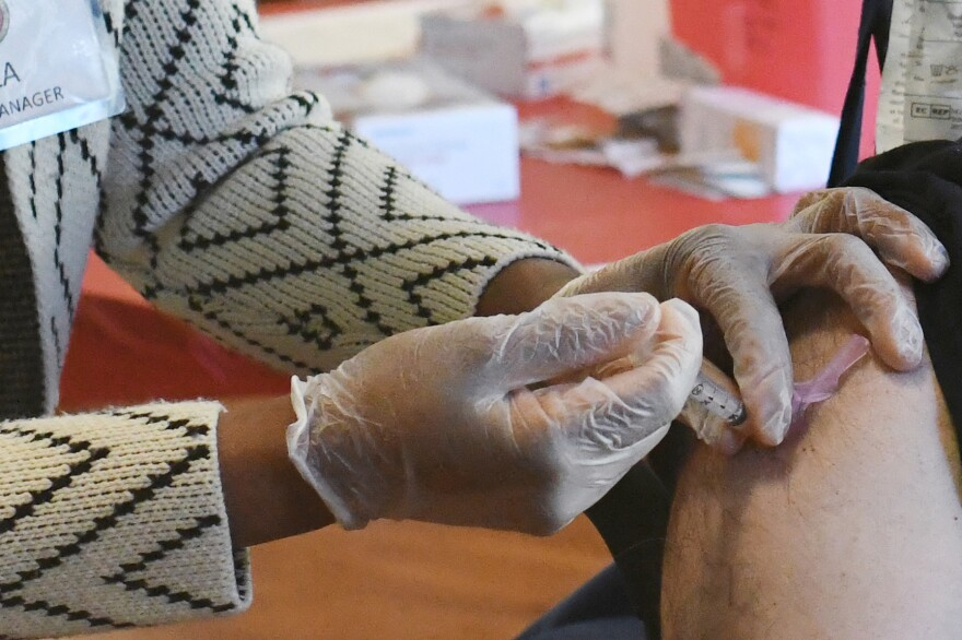 senior covid vaccine