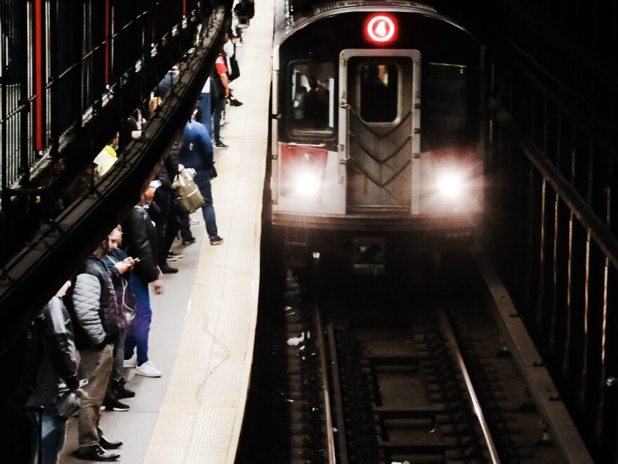 "Police officials in New York said Friday they arrested a suspect who may be the ""Subway Brake Bandit."" The bandit disrupting trains by pulling emergency brakes without reason."