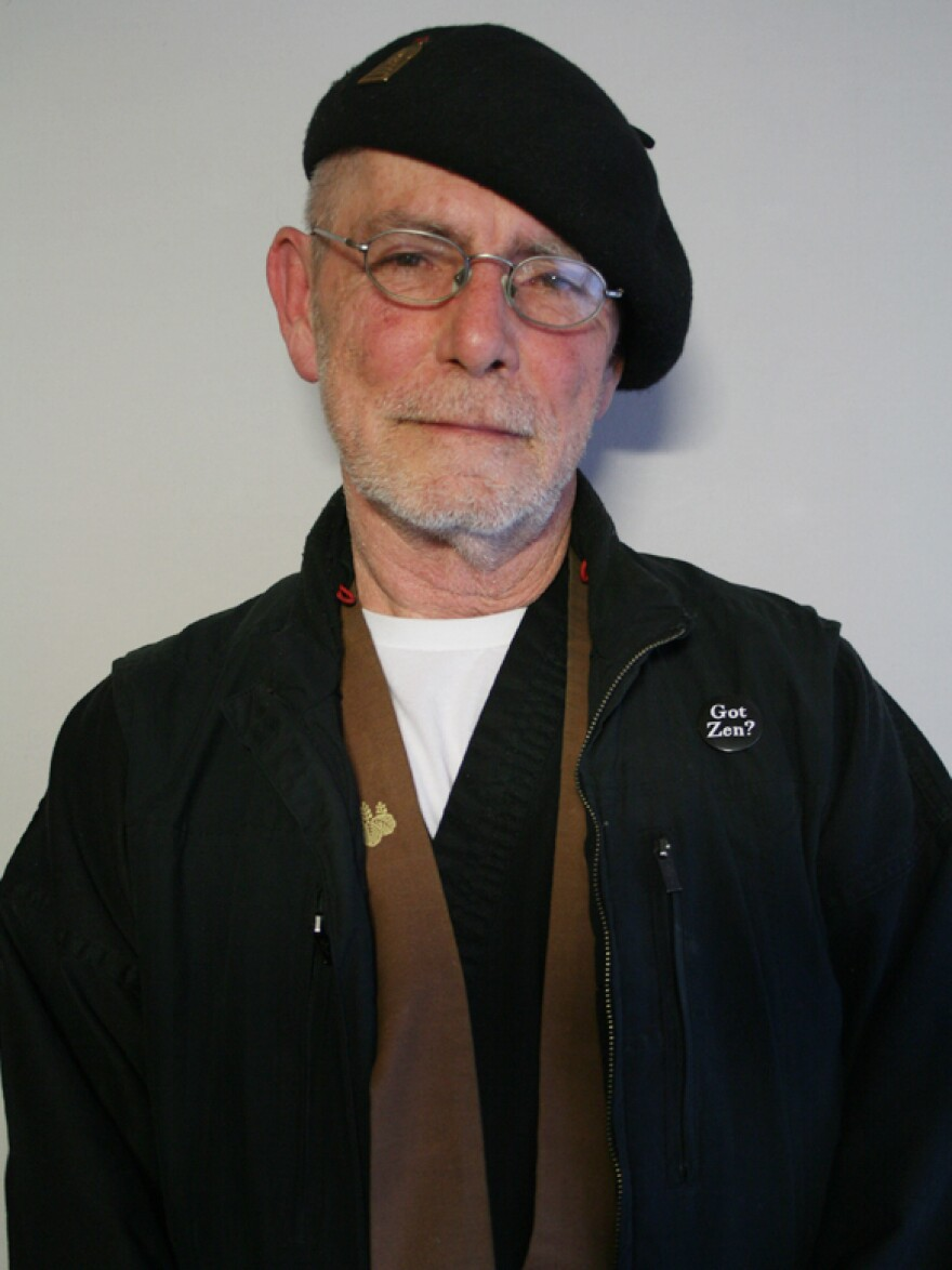 """Harvey Hilbert was shot in the head in Vietnam in 1966 in a firefight where he mistakenly shot and killed a fellow soldier. """"You know, I'm 65 years old, and I can remember clearly that young man — the color of his skin, his face, his cries,"""" Hilbert told StoryCorps."""