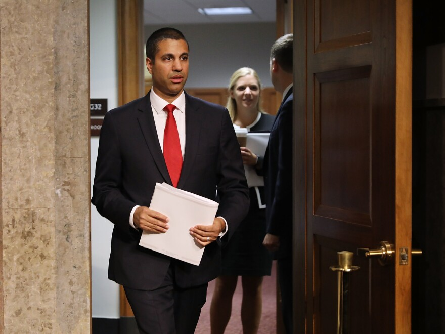 """FCC Chairman Ajit Pai has unveiled his plan to undo the 2015 """"net neutrality"""" rules that had placed Internet providers under the strictest-ever regulatory oversight."""
