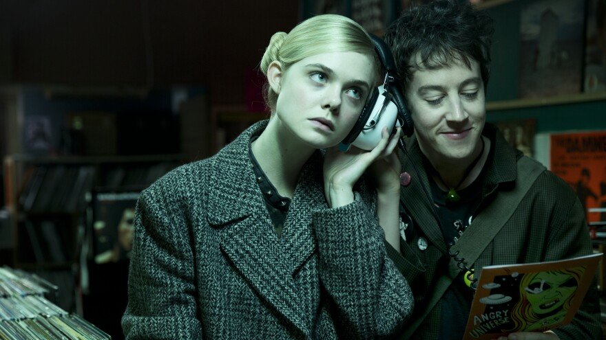 <em>You Gettin' Lucky, Punk?</em>: Elle Fanning and Alex Sharp star in <em>How to Talk to Girls At Parties, </em>a sweet-natured romp through 1970's London.