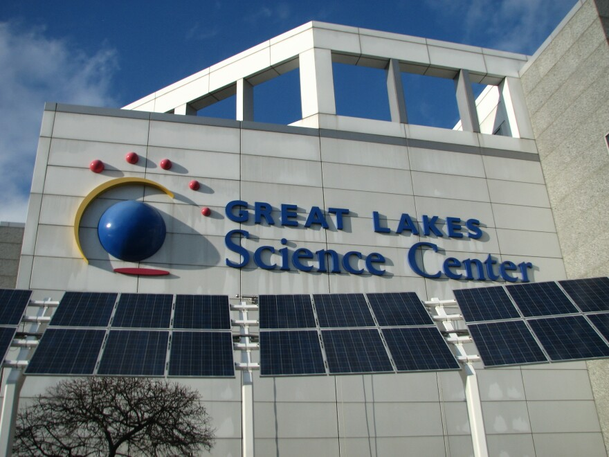 photo of Great Lakes Science Center