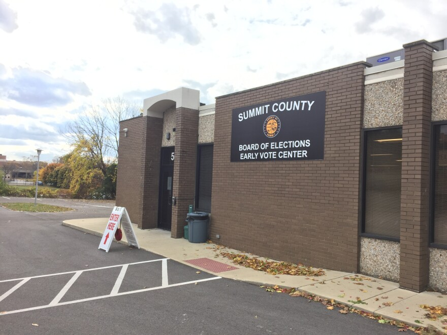 photo of Summit County Board of Elections