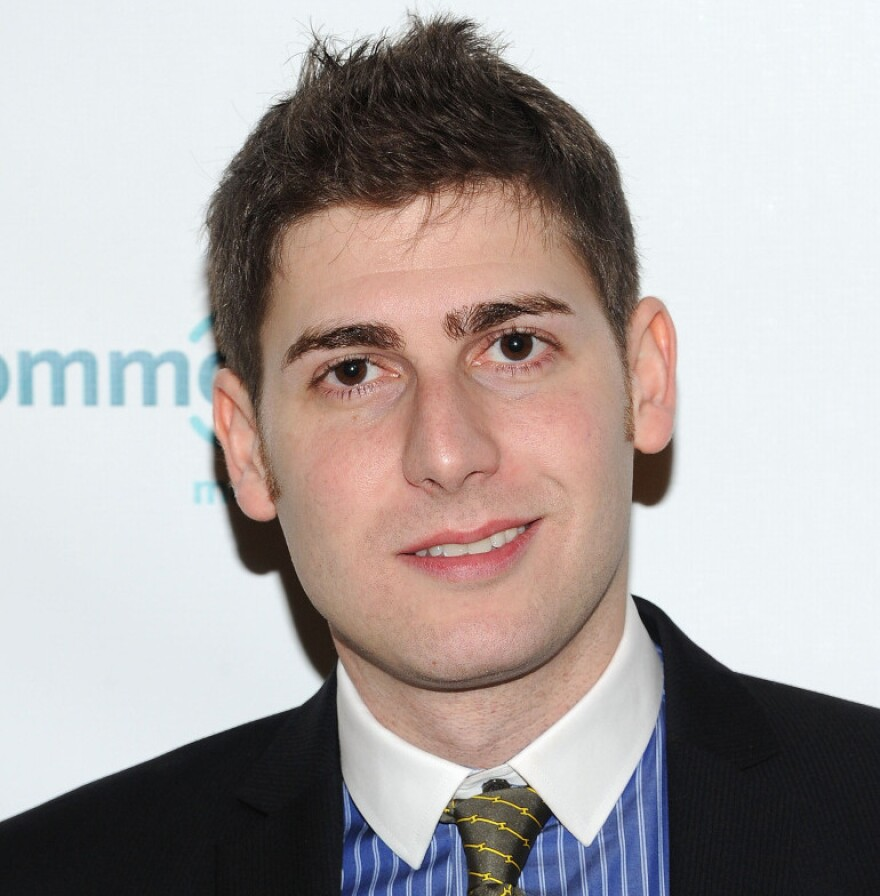 Eduardo Saverin, co-founder of Facebook.