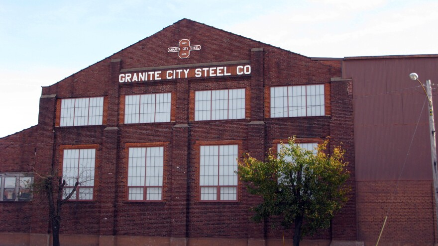 U.S. Steel's Granite City Works in 2011.
